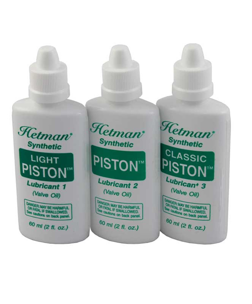 Hetman Piston Valve Oil (Light-Regular-Classic)