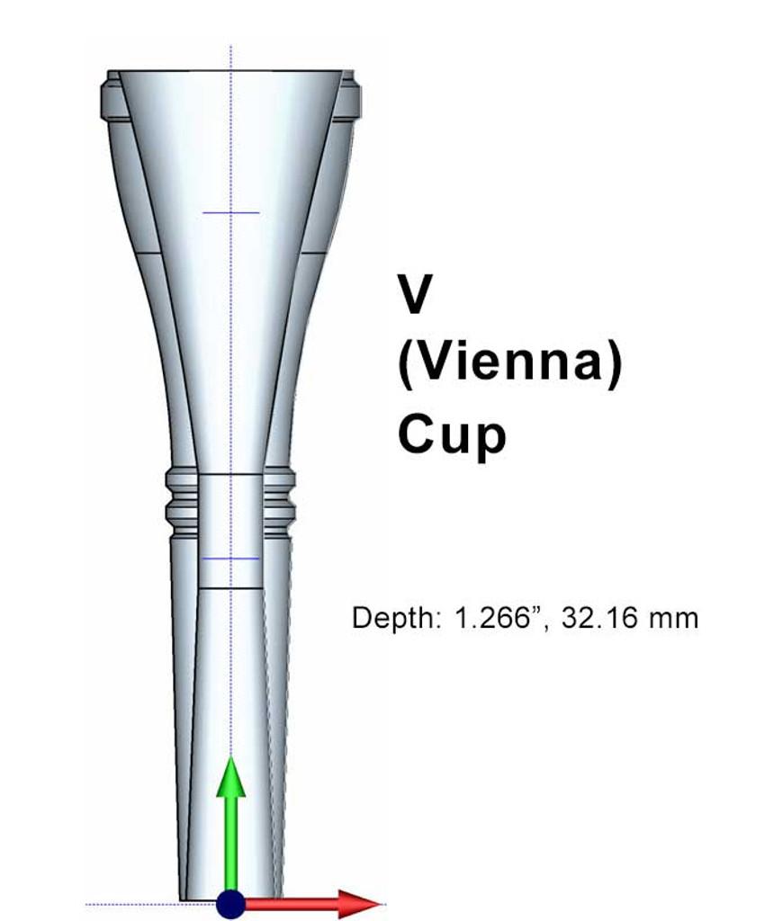 Osmun Standard Horn Cup