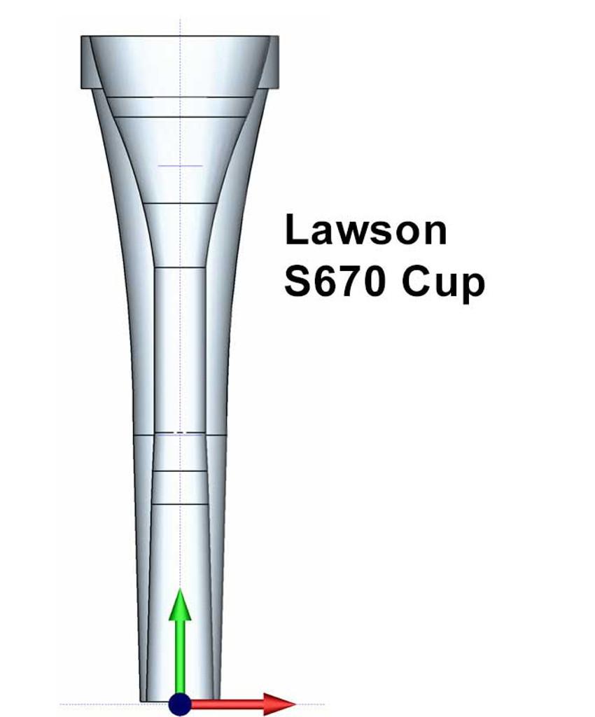 Lawson Replica Cup