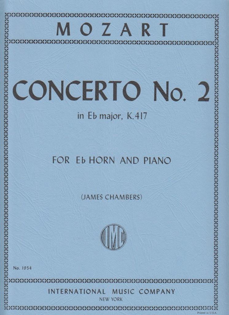 Mozart, Concerto No.2