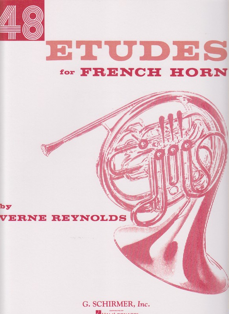 Verne Reynolds, 48 Etudes for French Horn