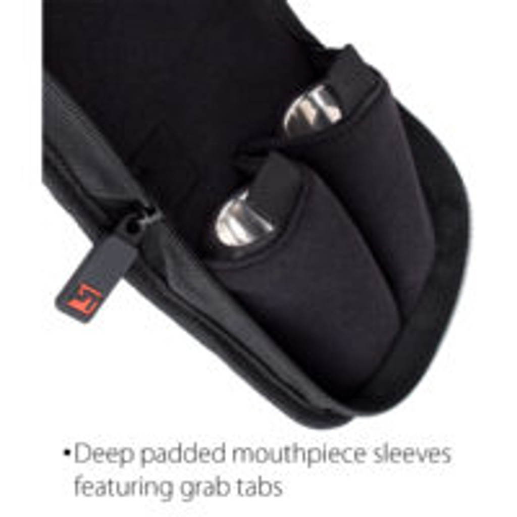 Double Trombone Mouthpiece Pouch