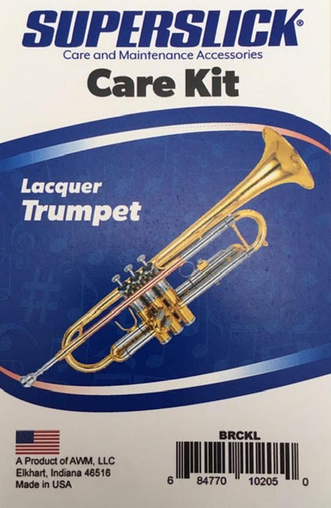 Superslick Trumpet Care Kit