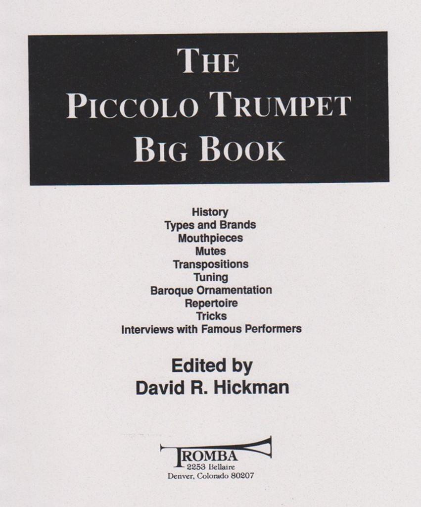 Piccolo Trumpet Big Book, David Hickman