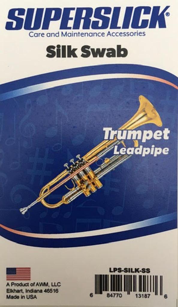 Superslick Trumpet Leadpipe Swab