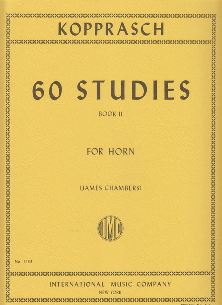 Kopprasch 60 Studies V.2