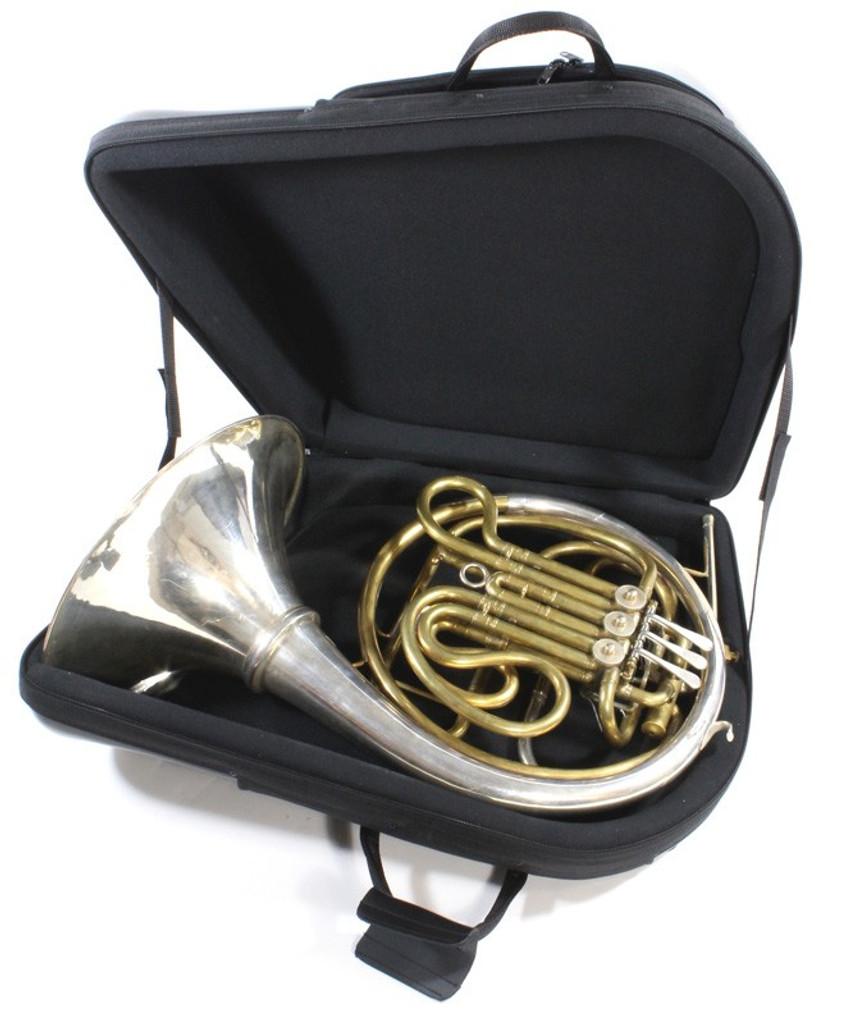 TM Fixed Bell Horn Case