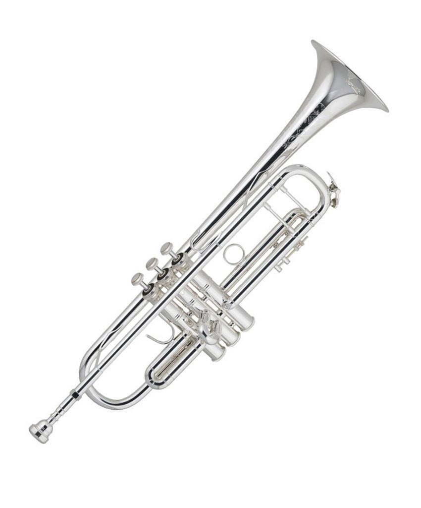 Bach Anniversary Stradivarius Trumpet