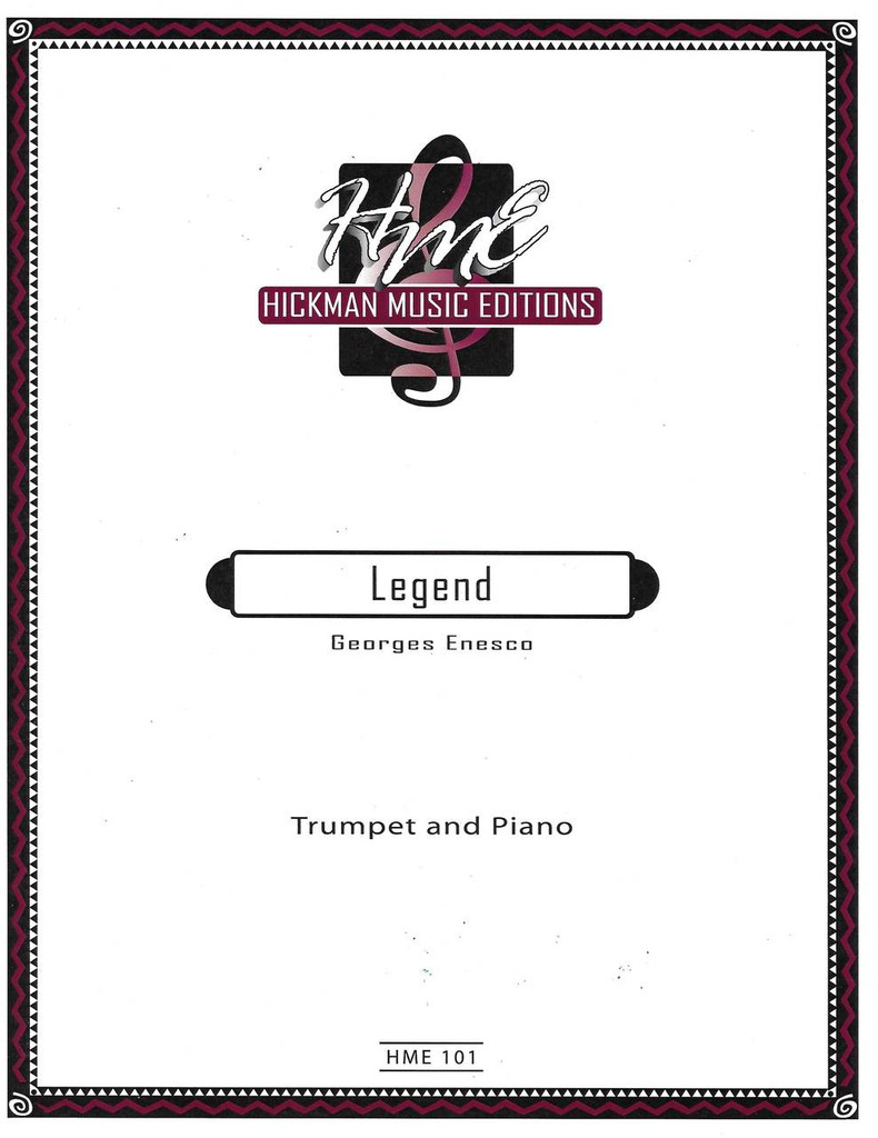 Enesco, Legend for Trumpet