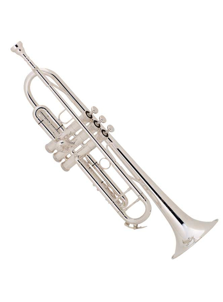 King Silver Flair Bb Trumpet