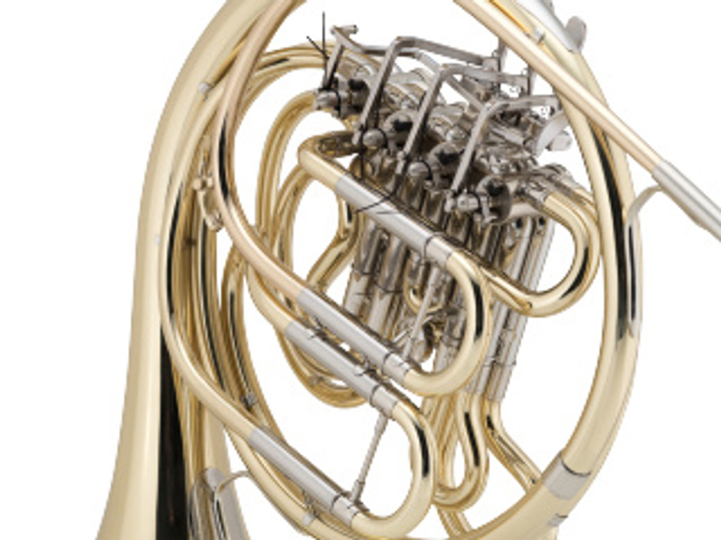 Conn 7DS Double Horn