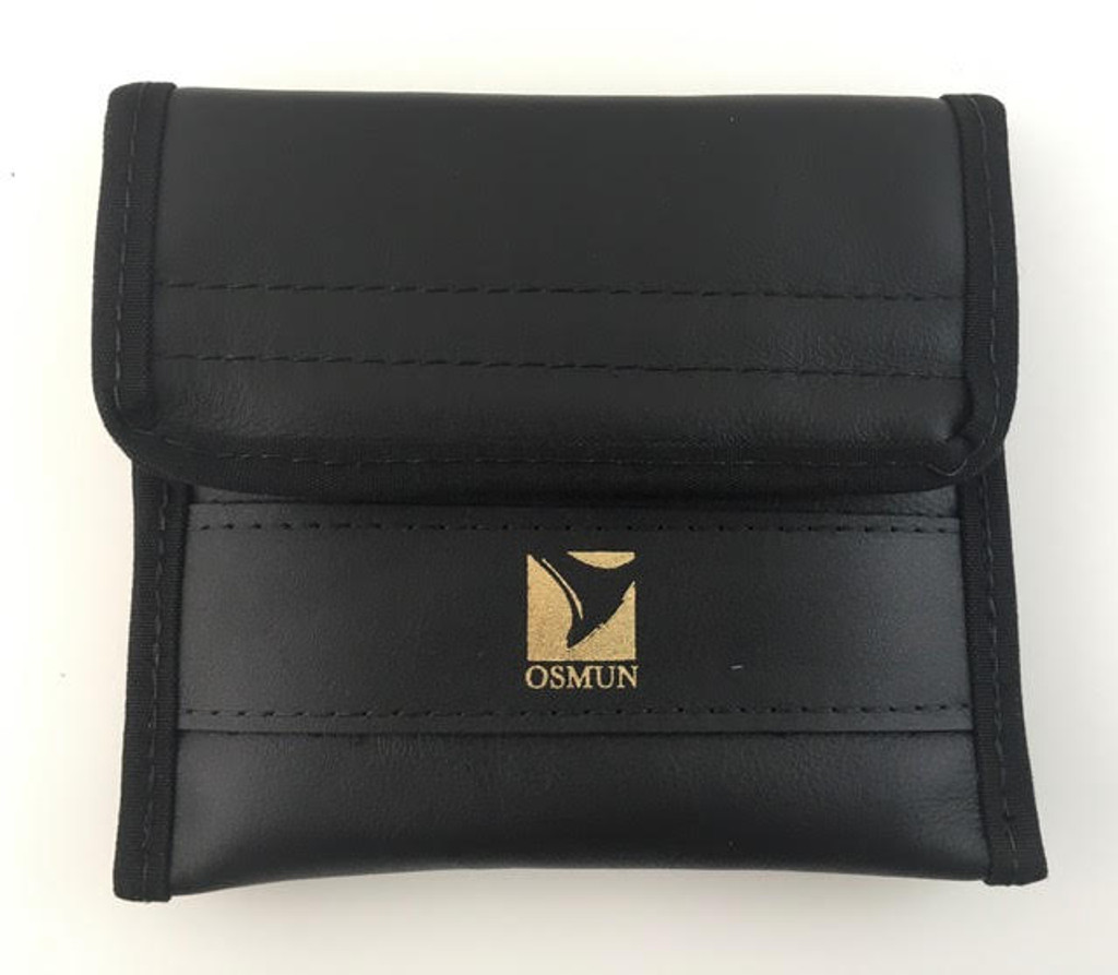 Leather Trumpet Slide Pouch
