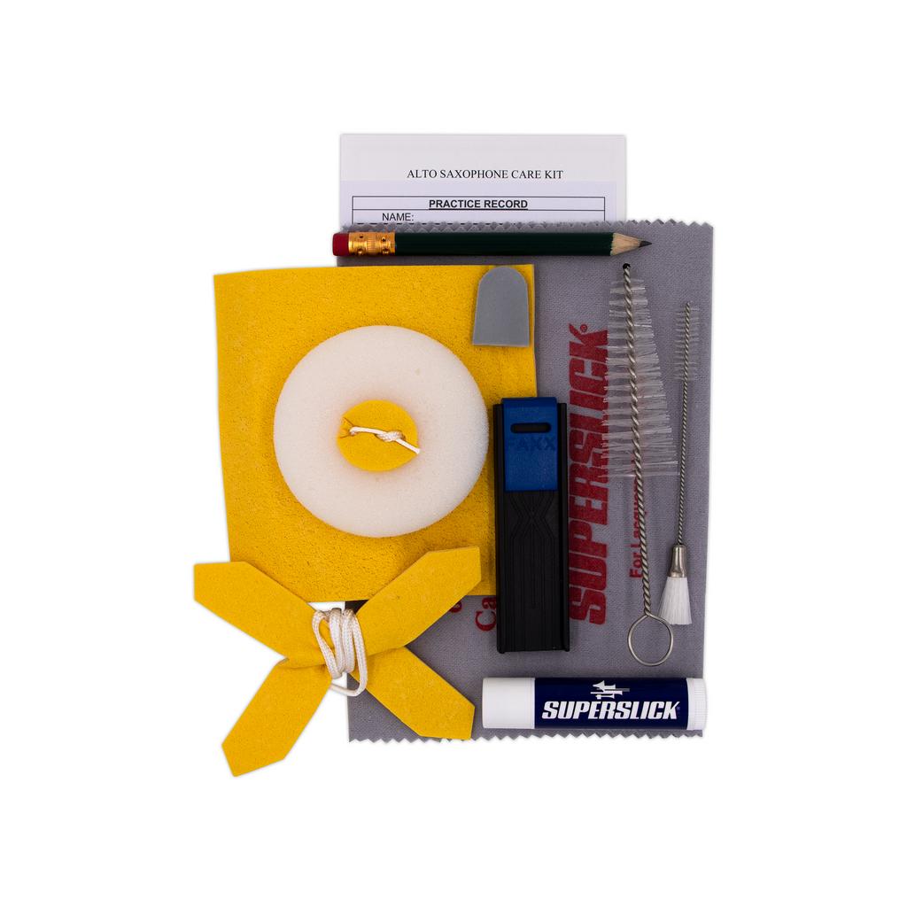 Superslick Alto Sax Care Kit