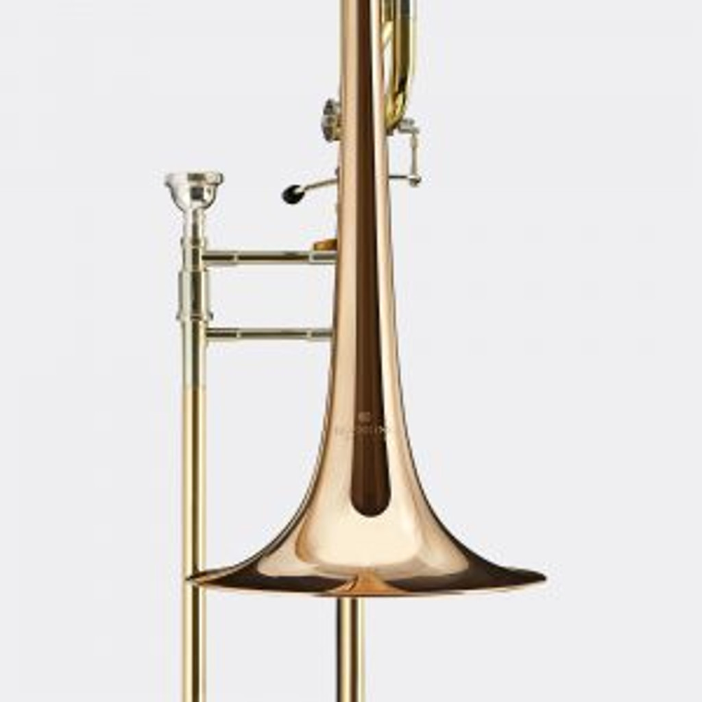 Blessing 1488OR Tenor Trombone with Rose Brass Bell