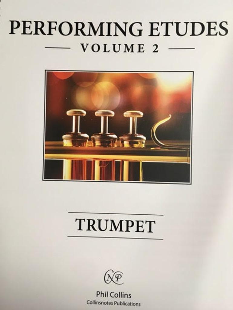 Performing Etudes, Volume 2
