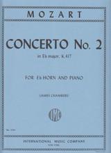 Mozart, Horn Concerto No.2