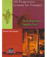 Hickman 100 Lessons for Trumpet