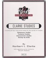 Clarke Studies Complete for Trumpet or Cornet