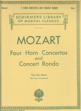 Mozart, 4 French Horn Concertos