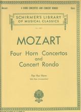 Mozart, Four French Horn Concertos