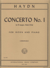 Haydn, Concerto No. 1 for French Horn