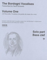 Bordogni Vocalises, Volume 1