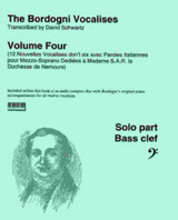 Bordogni Vocalises, Volume 4