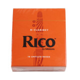 Rico Clarinet Reed, Box of 10