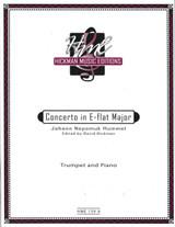 Hummel, Concerto In Eb for Trumpet