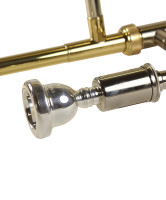 Pressure Adapter, Large Bore Tenor & Bass Trombone