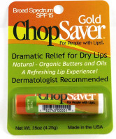 Chop-Saver Lip Balm