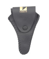 Tuba Mouthpiece Pouch in Leather