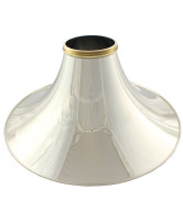 Engelbert Schmid Wide Bell Flare in Nickel Silver for French Horn