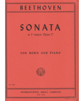 Beethoven Sonata Op 17 for French Horn