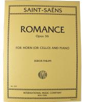 Saint-Saens Romance for French Horn