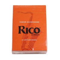 Rico Tenor Sax Reeds, Box of 10