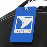 Osmun Aluminum Luggage Tag