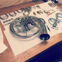 Each Blueprinted horn is taken apart and gone through thoroughly.