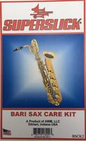 Superslick Baritone Saxophone Care & Maintenance Kit