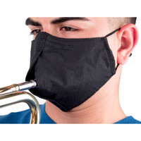 Face Mask for Wind Instruments, Size Large (A342)