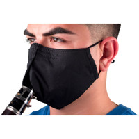 Face Mask for Wind Instruments, Size Small
