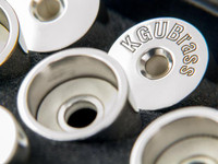 KGU Heavy Trim Kit for Bach Trumpets in Silver