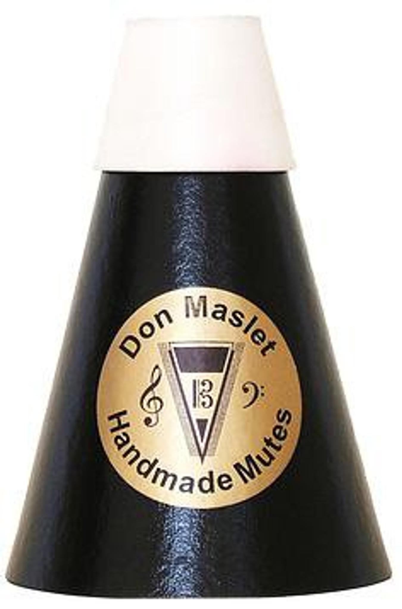 Don Maslet Trumpet Practice Mute