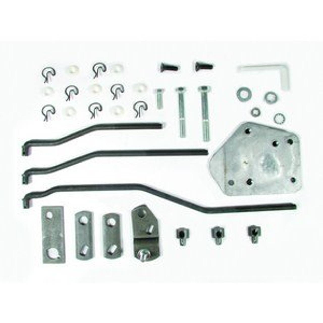 Hurst 3737637 Shifter Installation Kit for Ford Mustang 302 /& 351