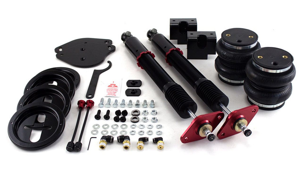 Air Lift Rear Performance Kit 6.7in Drop (05-19 Charger/Challenger) 75627