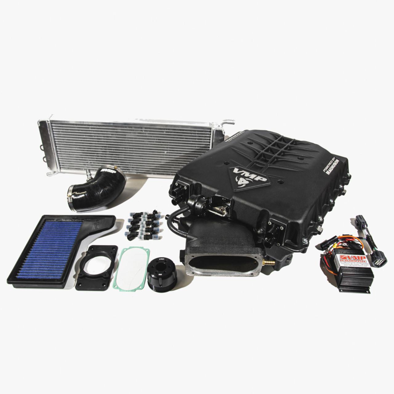 VMP LOKI Supercharger Kit (2018+ F150 5.0L) VMP-SK1820FLOKI