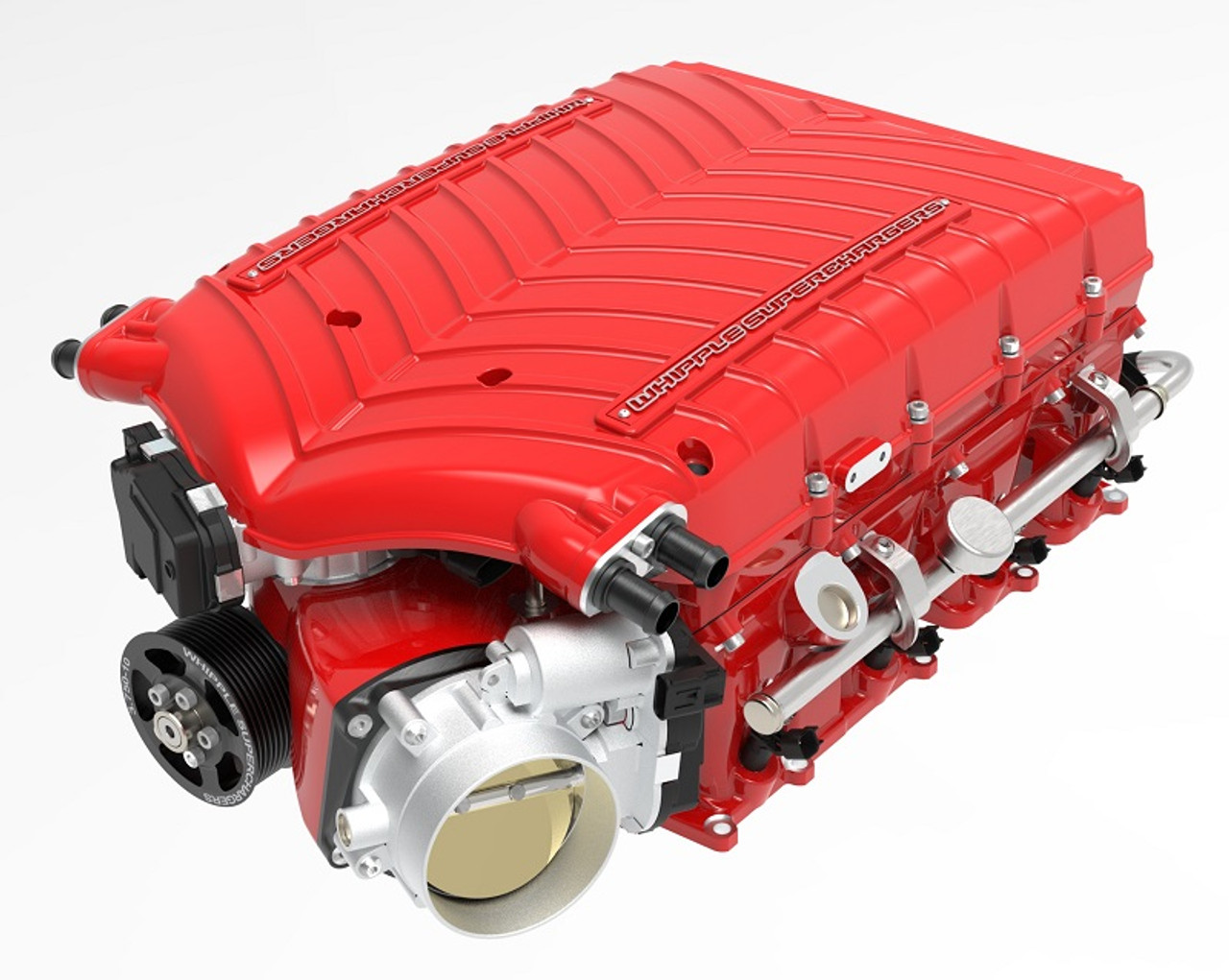 Whipple Superchargers Stage 1 Competition Kit 3.0L Gen 5 (Hellcat/Trackhawk/Demon/Redeye) WK-3500-S1-30