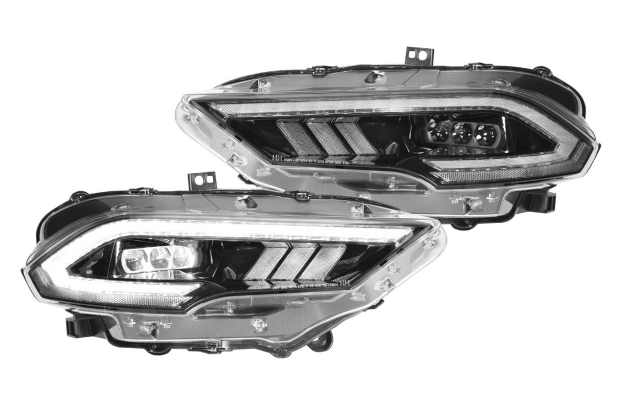 Morimoto XB LED Headlights (2018-2021 Mustang)