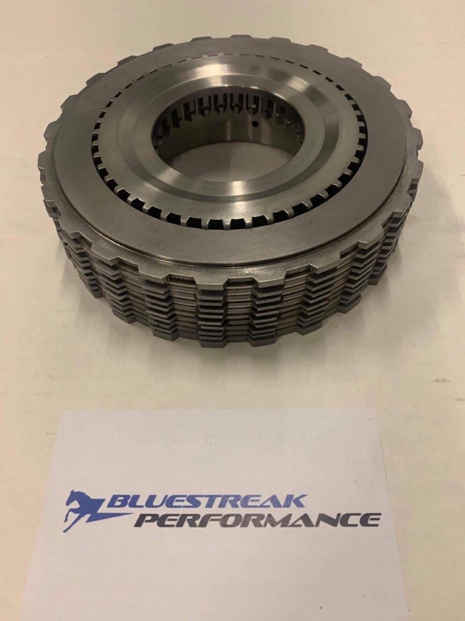Bluestreak 6R80 E-Clutch Kit Upgrade 3-4 Shift (11-17 Mustang / F150)