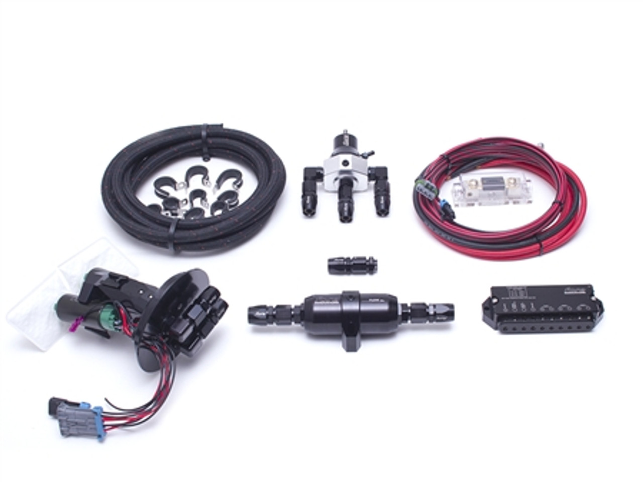 BCR Budget E85 Fuel System 900hp (11-17 Mustang)